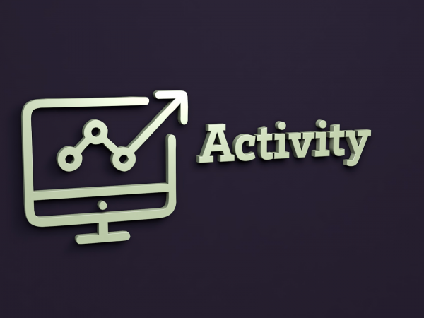 Activity Section On LinkedIn